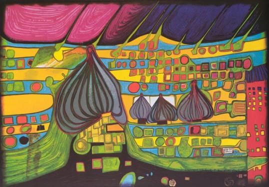 Hundertwasser à Reims